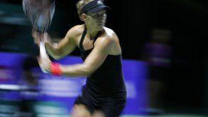 Kerber y Stephens se extienden al máximo en Final WTA