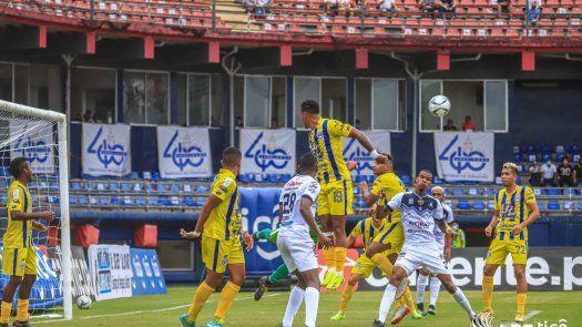 LPF: Veraguas y Universitario empatan en semifinal de ida