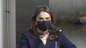 La ministra de Educación, Maruja Gorday de Villalobos dijo queesta semana inicia la vacunación contra covid-19 a docentes que laboran en las escuelas que iniciarán clases semipresenciales.
