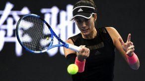 Muguruza pasa a cuartos de Hong Kong tras derrotar a Ana Bogdan