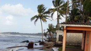 Advierten de fuertes vientos en la vertiente del Caribe que generarán oleajes significativos