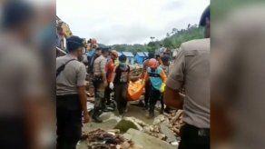 Indonesia: suben a 89 los muertos por inundaciones