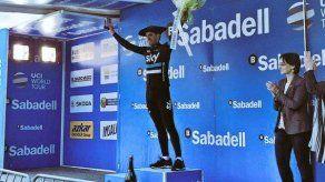Landa se impone en segunda etapa Vuelta al País Vasco y es nuevo líder