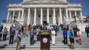 EEUU: Cámara de Representantes aprueba reforma a la policía