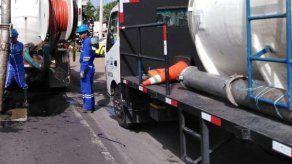 Saneamiento de Panamá realizará trabajos en avenida Santa Elena durante 60 días