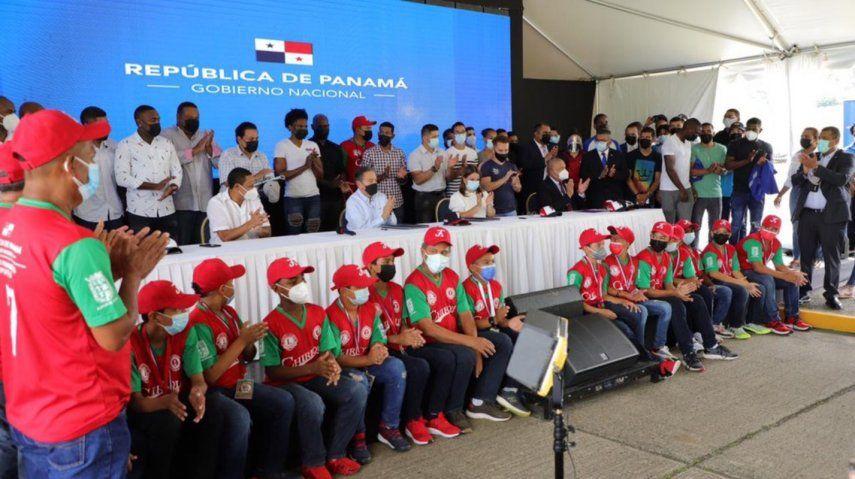 La ley que promueve el desarrollo para las categorías menores de béisbol fue sancionada por el presidente