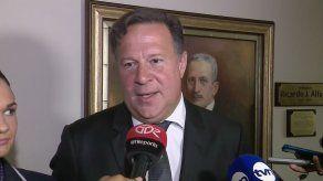 """""""Soy el presidente hasta el 30 de junio"""" dice Varela sobre decretos firmados"""