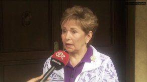 A los viejos del partido se les echó a un lado dice Mireya Moscoso