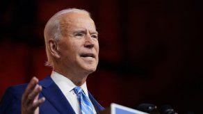 Biden recibe felicitaciones de varios líderes extranjeros