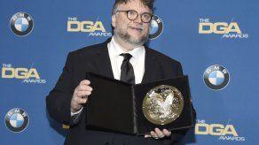 Sindicato de directores concede su máximo premio a Del Toro