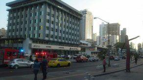 Fiscal: no hay daños en material de investigación tras conato de incendio en Avesa