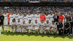 Leyendas del Real Madrid Vs Juventus