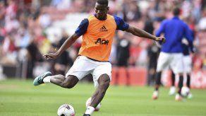 Pogba estará disponible para regresar contra el Arsenal