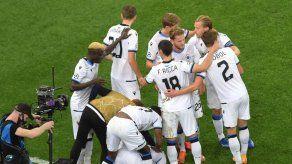 El Brujas gana en el descuento al Zenit en su inicio en Champions