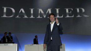 Daimler estrena nuevo director con miras a tecnología