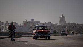 Y el cielo se puso cenizo: polvo de Sahara llegó a Cuba