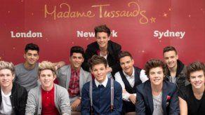 El Madame Tussauds retirará estatuas de cera de los chicos de One Direction