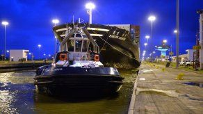 El Canal Ampliado alcanza el tránsito de 100 buques