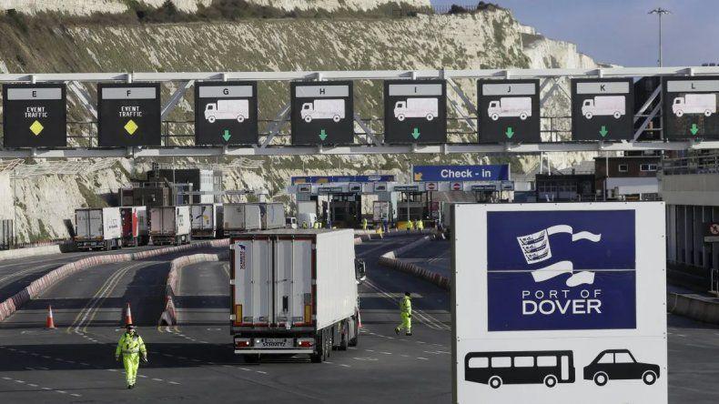 El permiso regía desde el 1 de enero para regular el tráfico de carga hacia Europa desde que Gran Bretaña abandonó la estructura económica de la Unión Europea en la etapa final del Brexit.