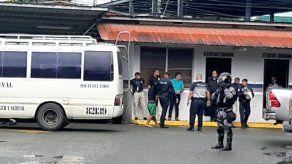 Realizan audiencia de control a presuntos autores de masacre en Alto Terrón