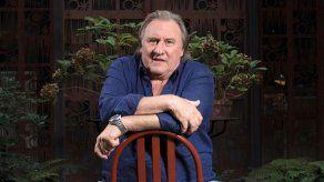 El actor francés Gérard Depardieu imputado por violación