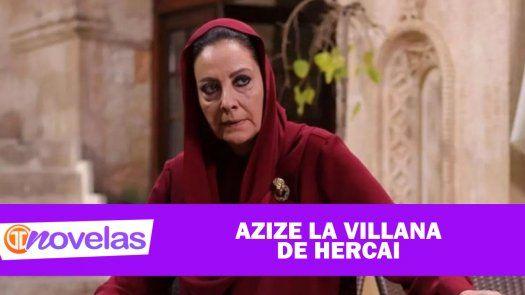 Análisis de Azize Aslanbey, la villana de Hercai