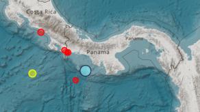 Fuerte sismo remeció varias provincias de Panamá