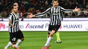 El Juventus se venga del Fiorentina y se afianza en el liderato