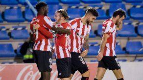 El Athletic gana 2-1 al Alcoyano y pasa a cuartos de la Copa del Rey