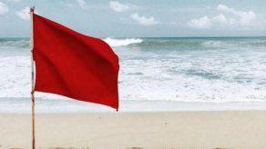 Fuertes oleajes estarán registrándose en el Caribe panameño este 20 y 21 de enero