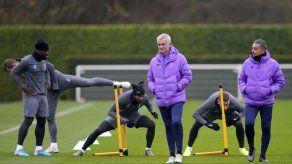 Mourinho vuelve a la Champions en nueva etapa con Tottenham