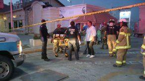 Varios heridos tras explosión de tanque de combustible en un yate en Isla Flamenco