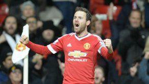 Mourinho resalta la importancia de Mata en el Manchester United