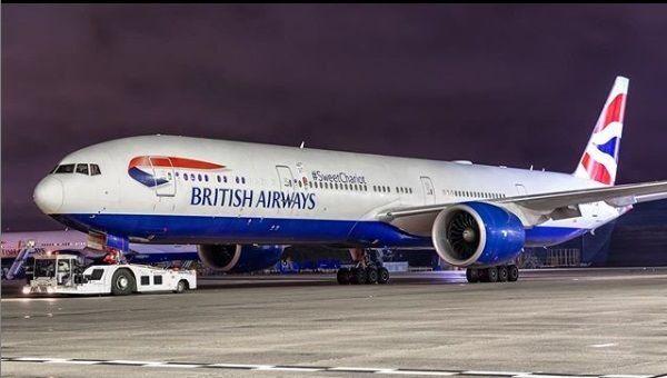 British Airways cancela cientos de vuelos por caída de demanda ante COVID-19