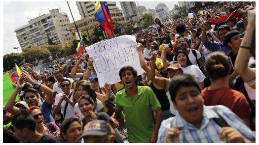 Venezuela expulsa a ciudadano de EEUU detenido en protestas