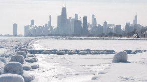 La temperatura comienza a subir en EEUU después del frío extremo