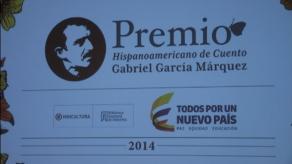 Argentino gana Premio hispanoamericano de cuento Gabriel García Márquez