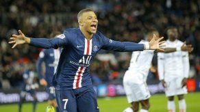 PSG aplasta 4-0 a Dijon