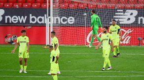 El Atlético de Madrid podría perder el liderato de LaLiga, luego de caer 2-1 ante el Athletic Club este domingo