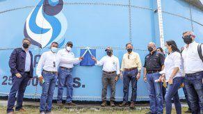 El sistema de abastecimiento de agua beneficiará a más de 16,000 residentes.