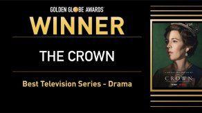 The Crown y Gambito de Dama arrasan en los Globos de Oro