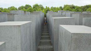 El Memorial del Holocausto de Berlín