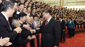 Toma fuerza un culto a la personalidad de Xi en China