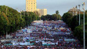 Manifestaciones en todo el mundo con motivo del Día del Trabajo