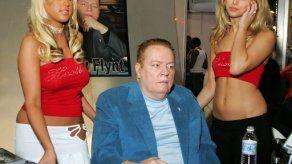 Larry Flynt se opone a ejecución de quien lo dejó parapléjico