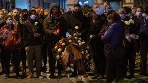 Confirman que el atentado de Viena fue perpetrado por un único atacante