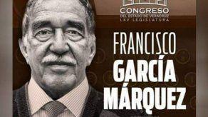 Congreso de Veracruz cambia nombre y nacionalidad a García Márquez