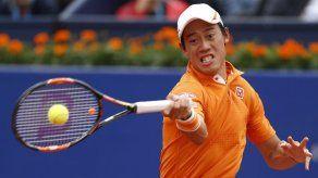 Nishikori emerge para vencer a Kyrgios