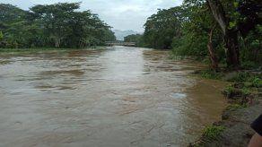 Emiten aviso de vigilancia ante posible crecidas de ríos de manera repentina en los próximos días