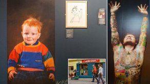 Exposición homenajea a estrella del pop británico Ed Sheeran